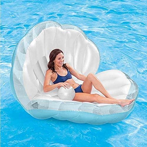 Cáscara flotante inflable de verano Juguetes de agua Silla ...