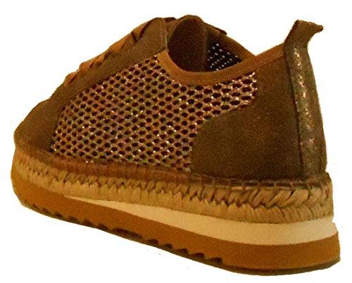 Mode Bronze Bruma Basket Bruma Espadrille Mode Basket Espadrille 0OawX