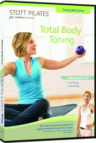 STOTT PILATES Total Body Toning (English/French)