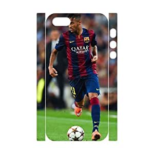 3D [Neymar Jr Series] For HTC One M9 Phone Case Cover Neymar Jr. Barcelona Bokeh, For HTC One M9 Phone Case Cover Yearinspace - White