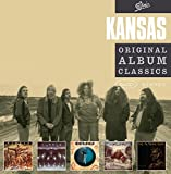 5cd Original Album Classics (Kansas/Song For America/Masque/Leftoverture/Point Of Know Return)