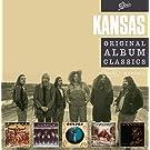 5cd Original Album Classics (Kansas/ Song For America/Masque/Leftoverture /Point Of Know Return)