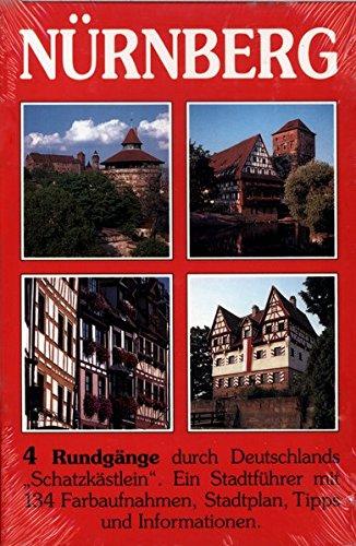 Nürnberg - 4 Rundgänge durch Deutschlands