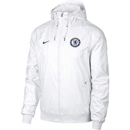 b5ec6dc9fa Amazon.com   Nike 2018-2019 Chelsea Authentic Windrunner Jacket ...