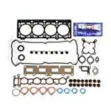 CNS EH25013SI MLS Cylinder Head Gasket Set & RTV Hi-Temp Silicone Kit for Chrysler Dodge 2.4L 2429cc 148 cid DOHC Sebring Voyager Caravan Stratus EDZ Engine 01-01