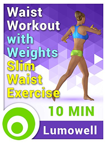 Exercise Products : Waist Workout with Weights - Slim Waist Exercise