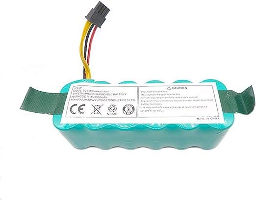 Nishci 14.4V 3500MAH Batería de reemplazo de Alta Capacidad ...
