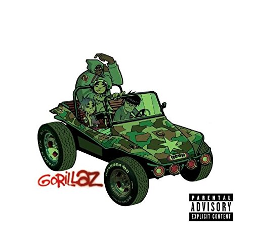 Gorillaz - Teen Spirit CD One - Zortam Music