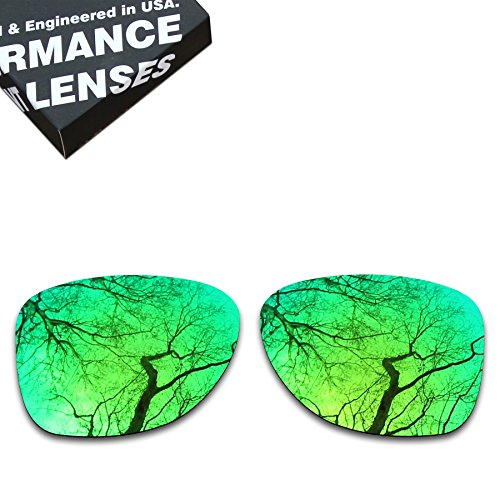ToughAsNails Polarized Lens Replacement for Oakley Dispatch 2 Sunglass - More - 2 Lenses Oakley Dispatch Replacement