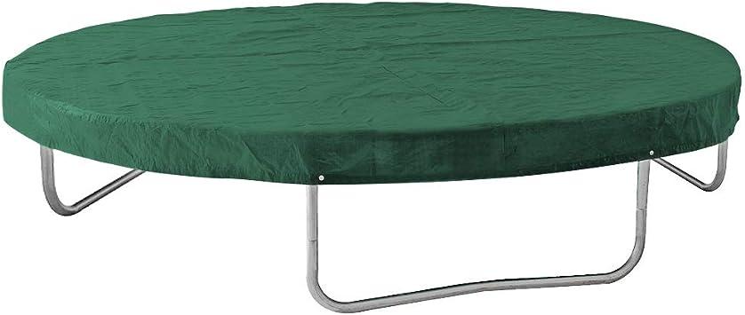 Funda protectora para cama elástica color Verde 305 cm - material ...