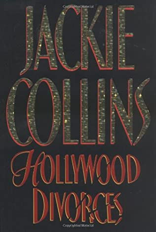 book cover of Hollywood Divorces