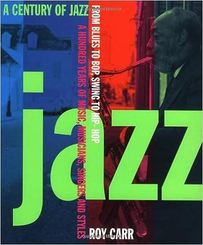 Offentlige domæne lydbøger download A Century Of Jazz by Roy Carr iBook