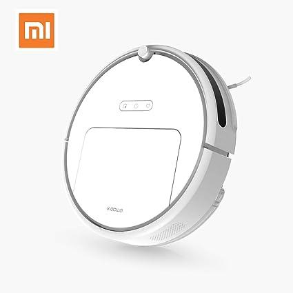 Xiaowa Xiaomi Planificada Smart Robot Aspirador Sweep-Mop App Control Versión Internacional Blanco