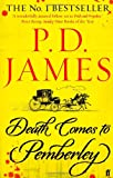 """""""Death Comes to Pemberley"""" av Baroness P. D. James"""