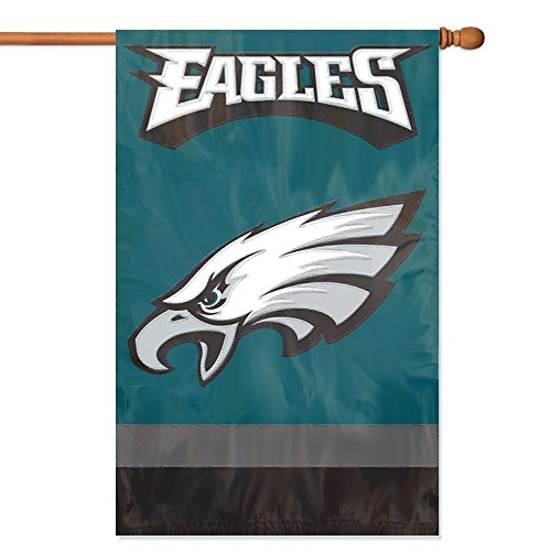 Party Animal Philadelphia Eagles Banner NFL Flag