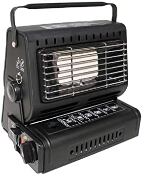 TUCUMAN AVENTURA - Estufa de Gas para Camping. Estufa portatil