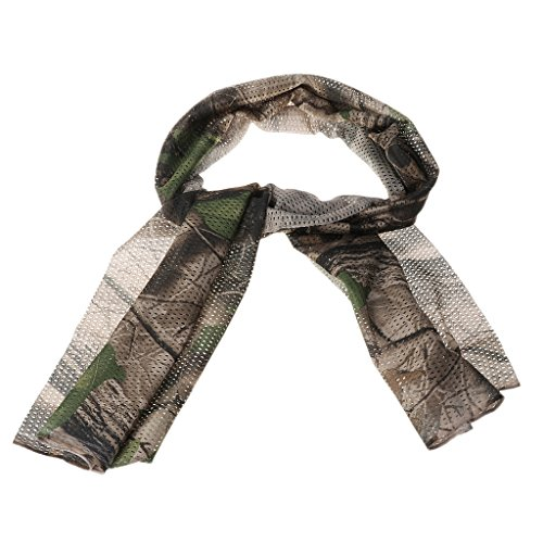 Military Camouflage Bandana Hunting Dabixx 4 3 Tactical Windproof Breathable Scarf Jungle dqwE8xnEp