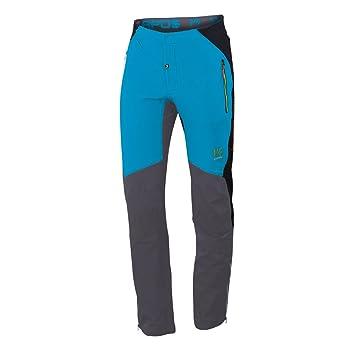 Karpos Wall Evo Pant – Blue Jewel/Dark Grey, ...