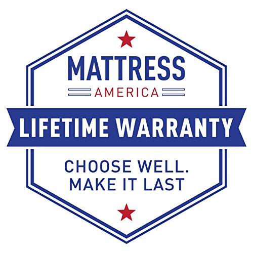 Mattress America Revive Gel Memory Foam Mattress 12 H California King