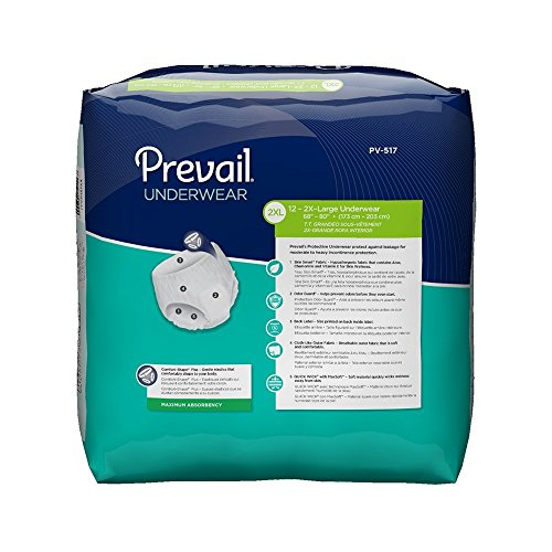 Prevail-Extra-Absorbency-Underwear