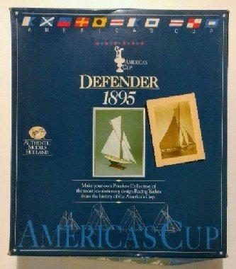 Sail Model 'Defender' 1895