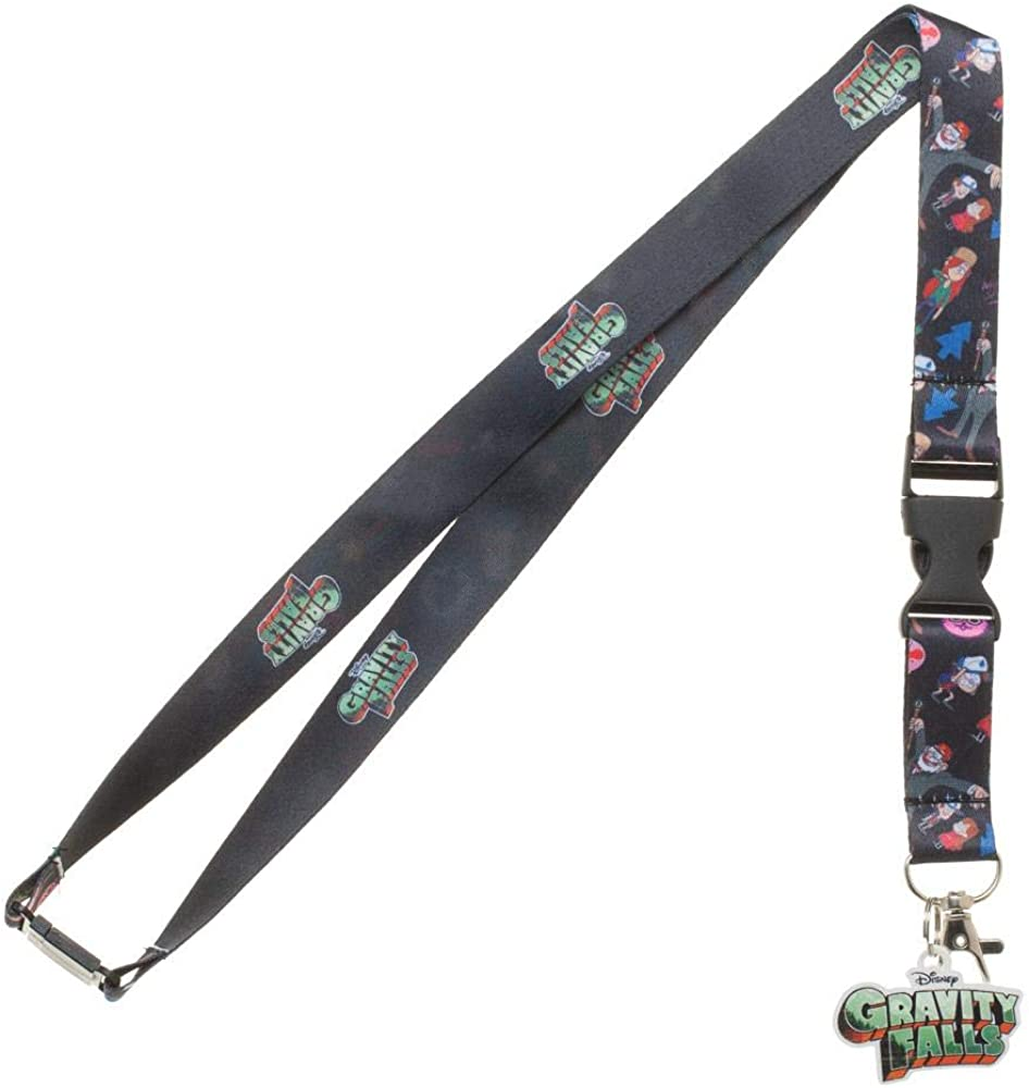 Disney's Gravity Falls ID Badge Holder Lanyard