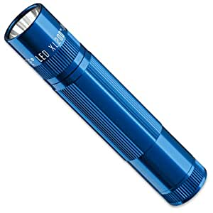 Maglite XL200 LED 3-Cell AAA Flashlight, Blue