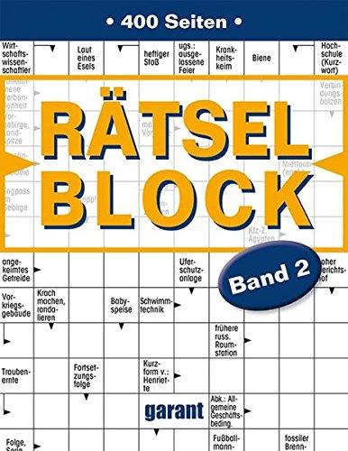 Rätsel Block - Band 2