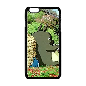 My Neighbor Totoro Black Phone Case for iPhone plus 6