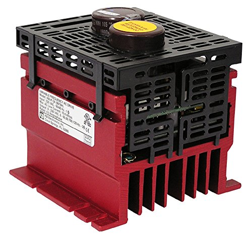 KB Electronics, 9677, KBVF-24P, 1HP, 3-Phase, 200-240V (Input), IP 20 Enclosure, Variable Frequency Drives