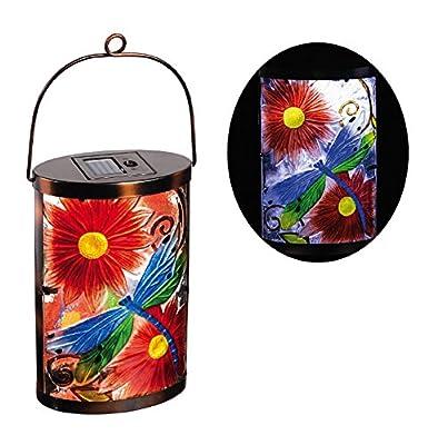 New Creative Garden Friends Hanging Solar Lantern