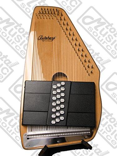 [해외]오스카 슈미트 (Oscar Schmidt) 21 화음 자동 하프 (Coord Bag), 스프루스 탑 (Spruce Top), 메이플 바디 (Maple Body), OS10021/Oscar Schmidt 21 Chord