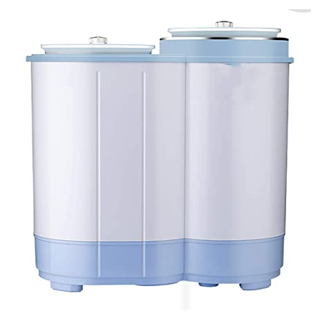 lavadora Mini Doble bañera (Lavado de 2.5 kg + Secado de 2 kg ...