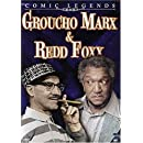 Comic Legends - Groucho Marx & Redd Foxx