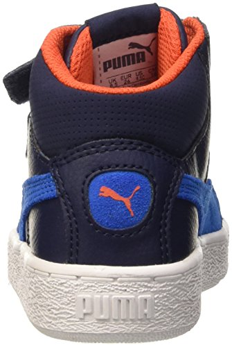 Puma 1948Mid L V Inf Zapatillas Deportivas azul Size: M