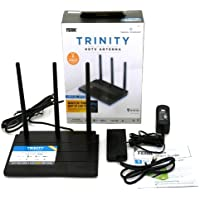 Simply Silver - New TERK Trinity Amplified Indoor HDTV Antenna TRITVA Signal Channel TV Slim CAW