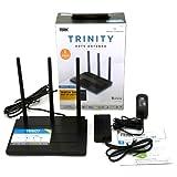 Simply Silver - New TERK Trinity Amplified Indoor HDTV Antenna TRITVA Signal Channel TV Slim CAW