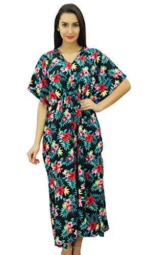 Polyester Wear Beach Women Classic Bimba Dress Coverup Kaftan Caftan Long Night XapqEw