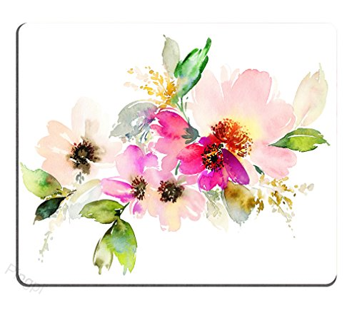 mouse pad flowers - 6