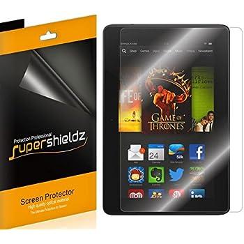 amazoncom  pack supershieldz anti glare anti fingerprint matte screen protector