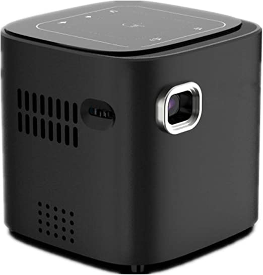 Uncle tribe Mini Micro Home proyector pequeño HD WiFi móvil ...