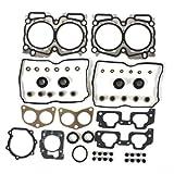 "New EH7224 MLS Cylinder Head Gasket Set (UPDATED Design - Multi Layered Steel Head Gasket) for Saab 9-2X, Subaru Baja Forester Impreza Legacy Outback 2.5L 2458cc H4 ""SOHC"" EJ25 Engine 99-05"
