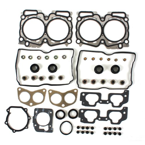 New EH7224 MLS Cylinder Head Gasket Set (UPDATED Design - Multi Layered Steel Head Gasket) for Saab 9-2X, Subaru Baja Forester Impreza Legacy Outback 2.5L 2458cc H4