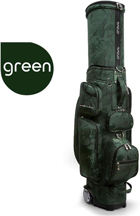 Bolsa de Golf - Diseño de Casco de Camuflaje Verde - Bolsa de ...