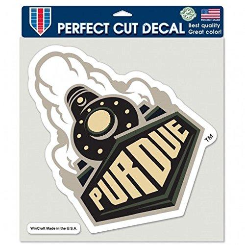 WinCraft NCAA Purdue Boilermakers Die-Cut Color Decal, 8
