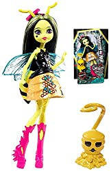 "Monster High Monster Garden Ghouls Beetrice Bee 5"" Doll"