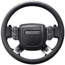 SEG Direct Microfiber Leather Purple Steering Wheel Cover for F-150 Tundra Range Rover 15.5 - 16