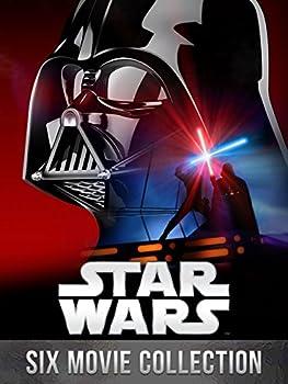 Star Wars 6-Film Digital Collection in HD