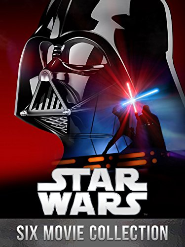 Star Wars The Digital Six film Collection (Dark Knight Collection)