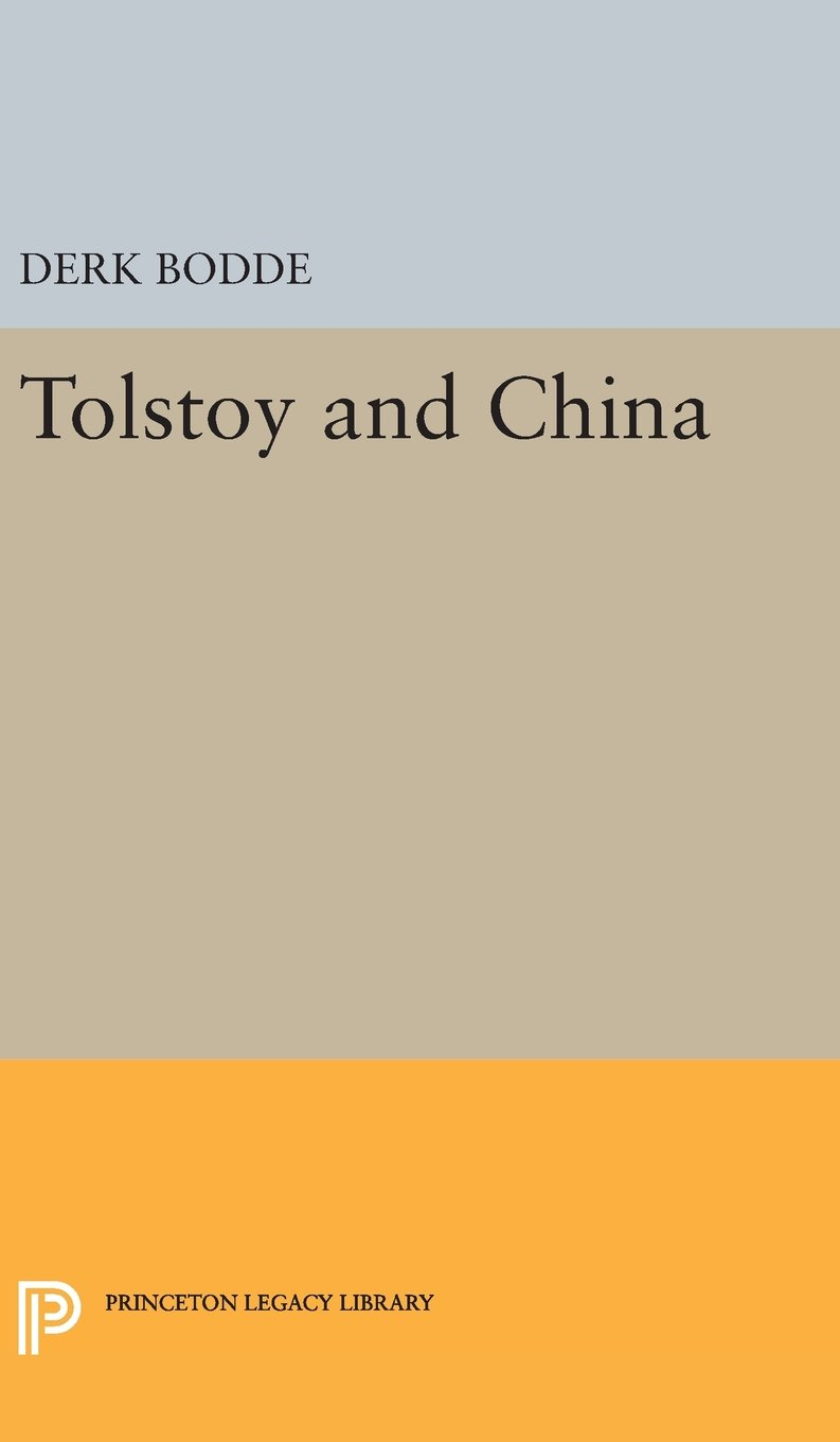Download Tolstoy and China (Princeton Legacy Library) pdf epub
